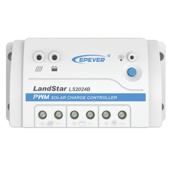 Controlador de Carga 20 Amp - Saas Energy Puebla