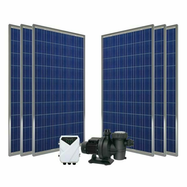 Kit de Bomba Solar de Piscina - Saas Energy Puebla